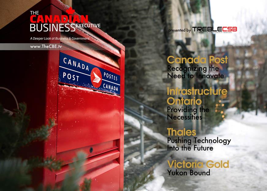 The Canadian Business Executive magazine