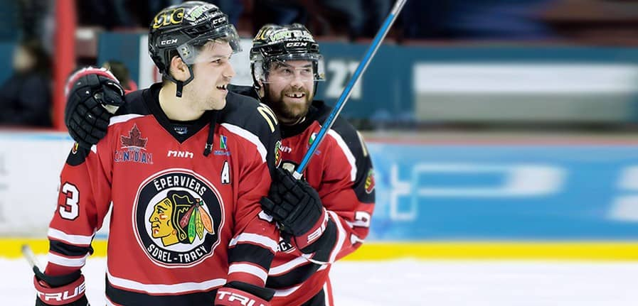 Quebec-hockey-LNAH-Sorel-Tracy Éperviers