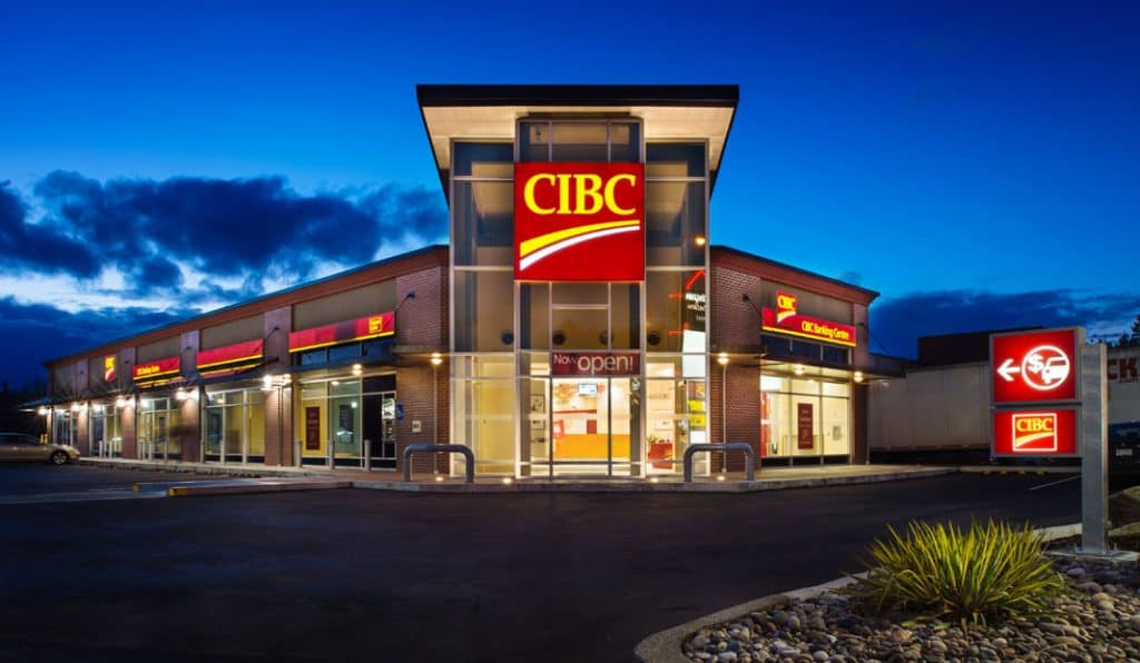 Kết quả hình ảnh cho CIBC canada