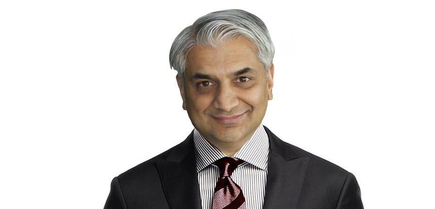 CEO Bob Rai