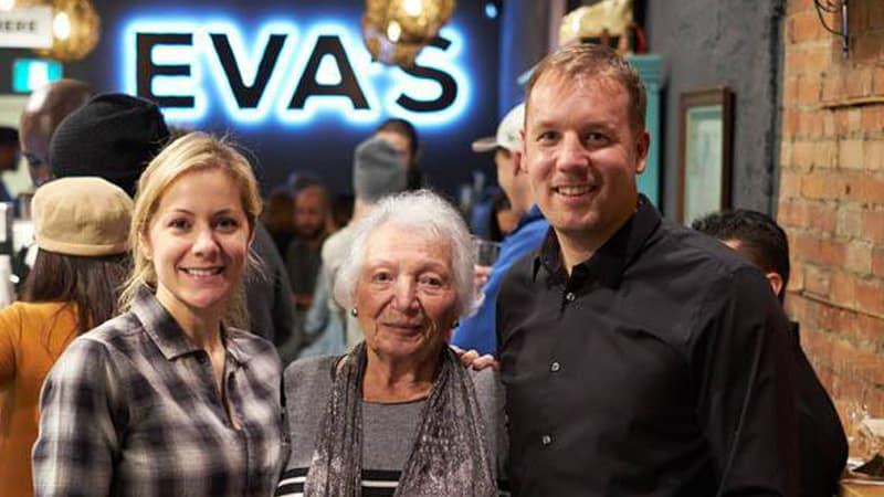 Eva's Original Chimneys - CEO Kristin Butler - The ABE