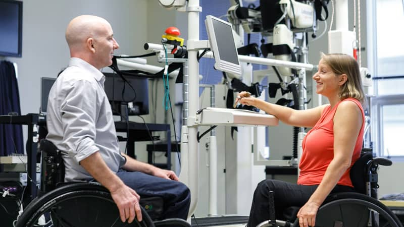 Praxis Spinal Cord Institute - CEO Bill Barrable - The Canadian Business Quarterly