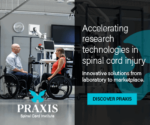 Praxis Web Banner in the Canadian Business Quarterly