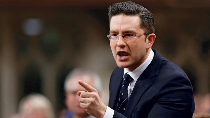 MP Pierre Poilievre in The Canadian Business Quarterly