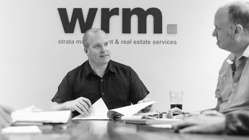 WRM Strata Management & Real Estate Services Director Beau Craig in The Canadian Business Quarterly