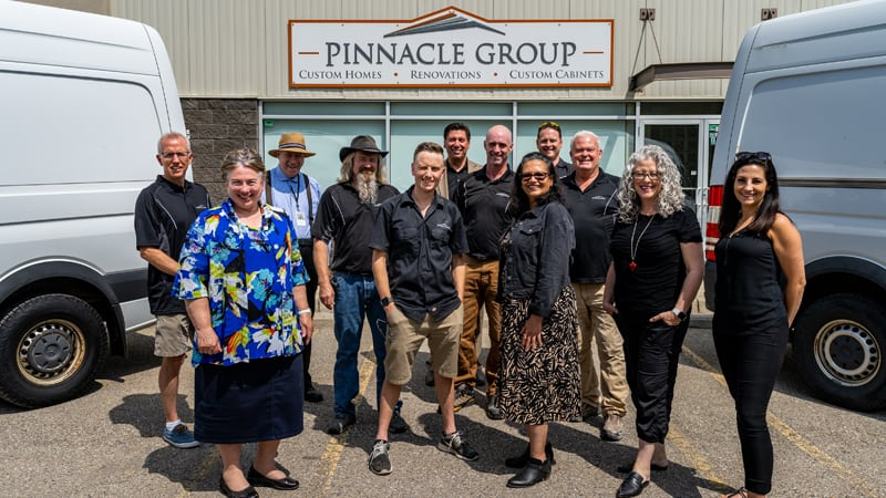 Pinnacle Group Renovations Founder & CEO Paul Klassen in The Canadian Business Quarterly